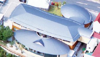 平成10年度総合交流促進施設および浴場(もみじ川温泉)