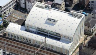 学校法人三幸学園綾瀬校舎(東京未来大学)