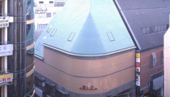 宇田川町「Bi:r」ビル