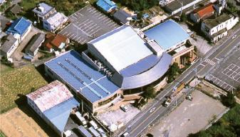 高野口町産業文化会館